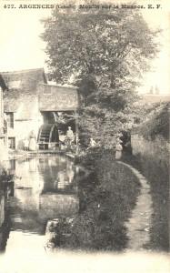 Le Moulin de la Porte 1905