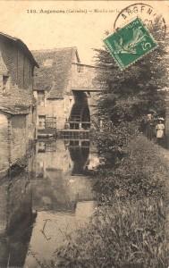 Le Moulin de la Porte 1912